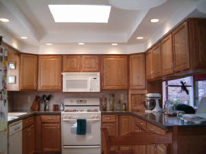 Plymouth Michigan kitchen remodeling
