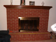 Canton Michigan Fireplace Remodeling