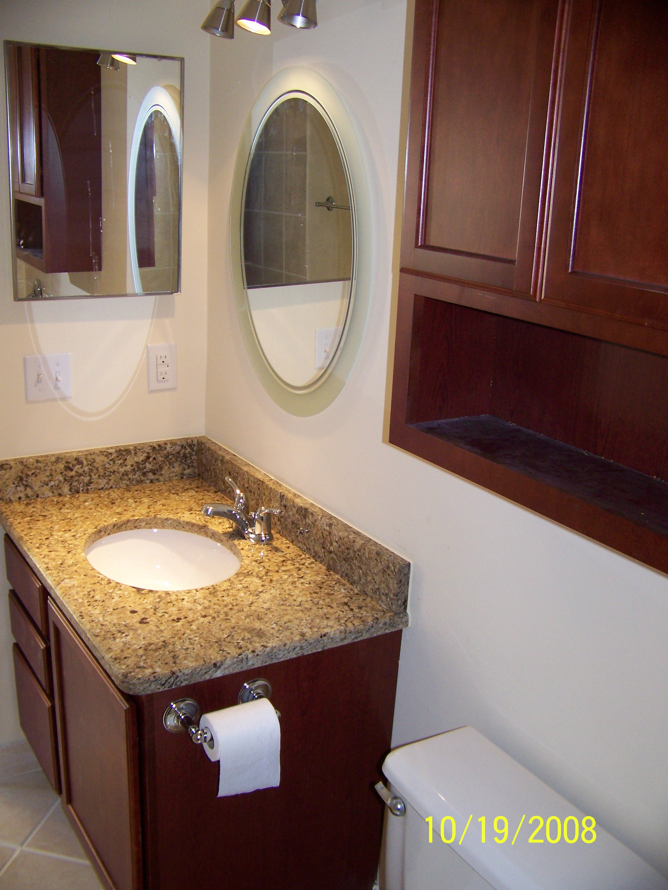 Canton Michigan Bathroom Remodeling. www.parkohome.com  picture do not copy